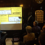 Oyetola Oyewumi speaks on Online Reputation Management at Growth HUB Manchester Seminar